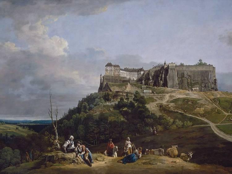 Bellotto: 'The Königstein Views Reunited'