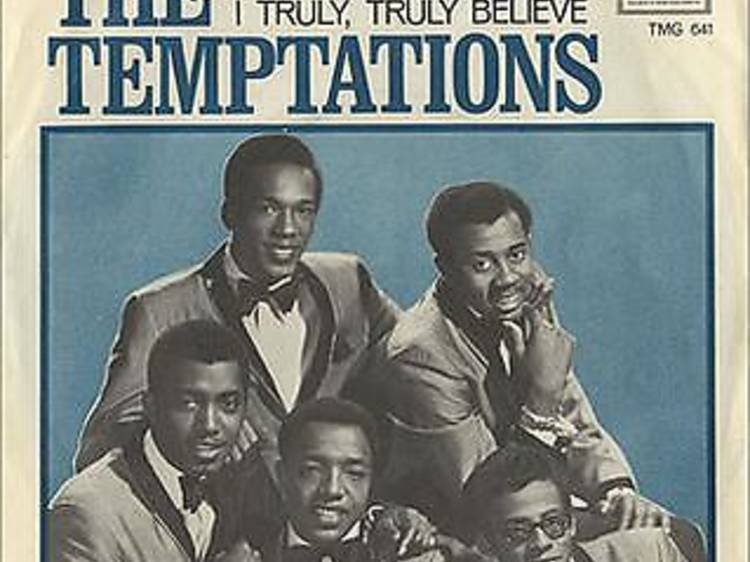 """""""I Wish It Would Rain"""" by The Temptations"""
