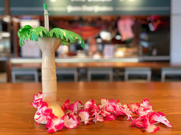 How Tiki Chick brought its frozen cocktails to Time Out Market this summer