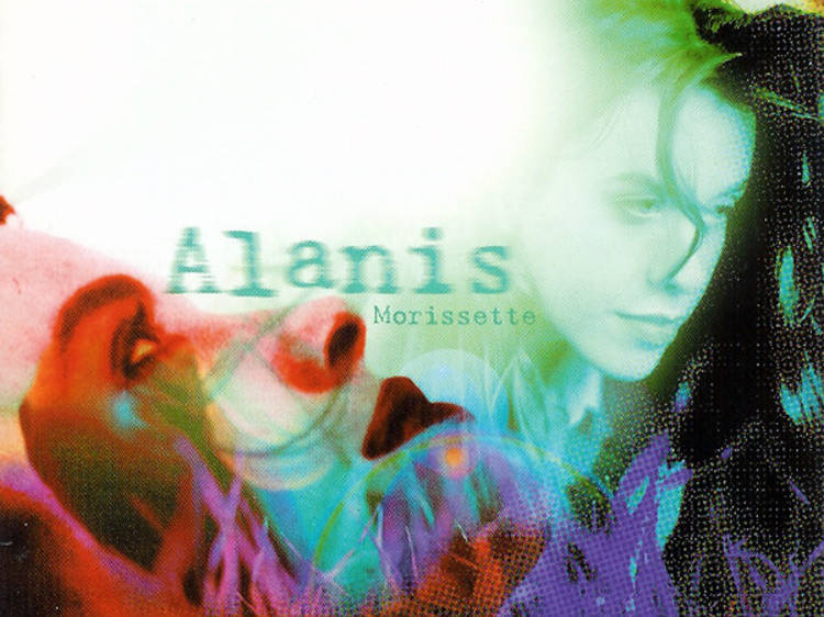 """""""You Oughta Know"""" by Alanis Morissette"""