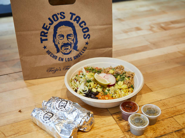 Kitchen United Mix, Trejo's Tacos