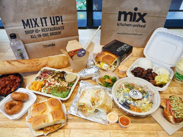 Kitchen United Mix