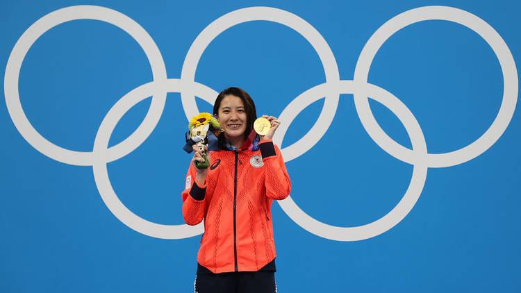 Yui Ohashi, Tokyo Olympics