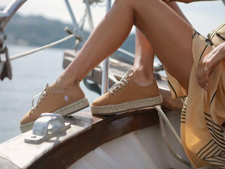 Lenna é a nova marca portuguesa de calçado vegan e sustentável
