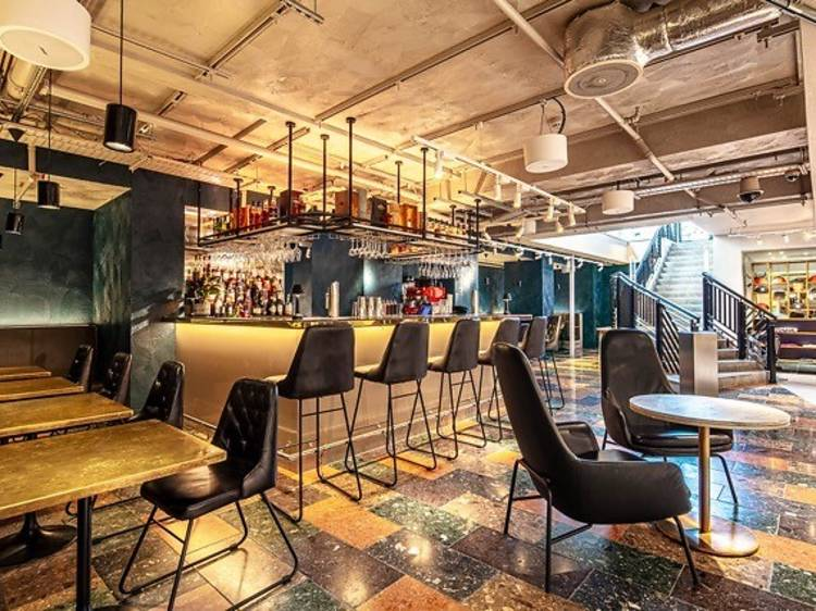 A swanky new whisky bar is opening in Harvey Nichols
