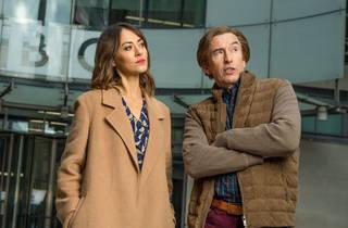 Televisão, Séries, Comédia, Talk-Show, This Time with Alan Partridge (2019)