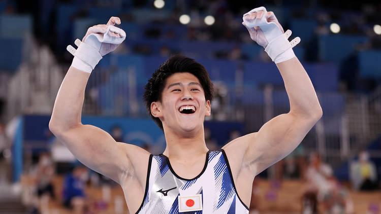 Tokyo Olympics, Daiki Hashimoto, Gymnastics Men's All-Around Final