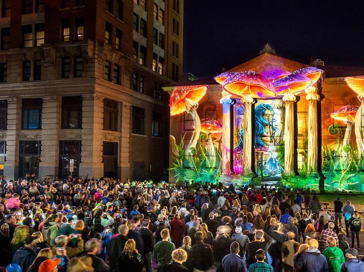 Luma Light Festival returns upstate this September
