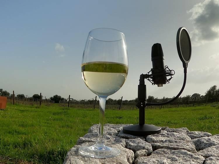 Este podcast diz-lhe tudo o que precisa de saber sobre vinho em cinco minutos