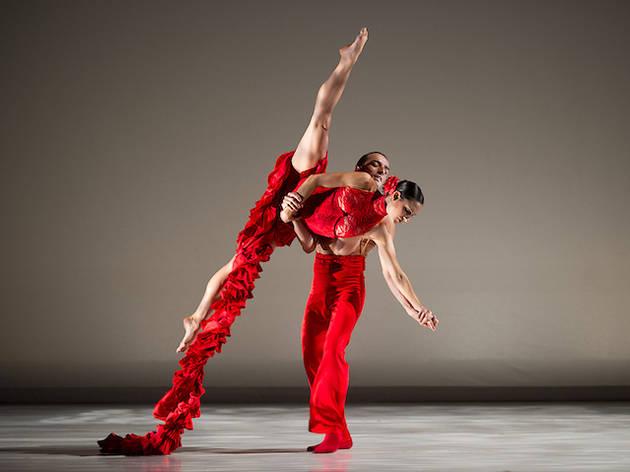 Ballet Hispánico: Linea Recta