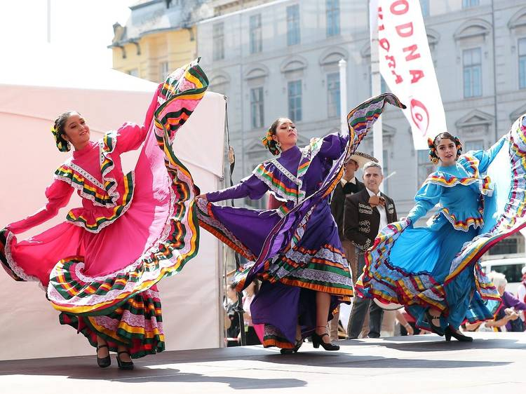 You can still catch Zagreb's 55th International Folklore Festival through August 1