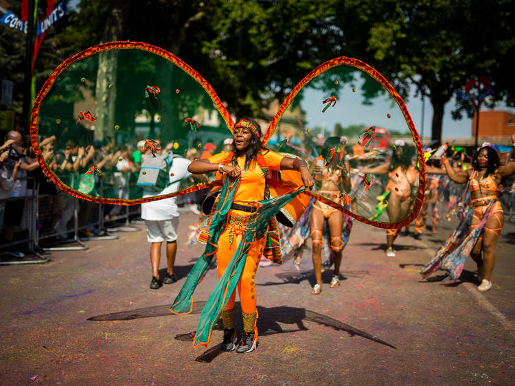 Spotify is launching a virtual experience with Notting Hill Carnival