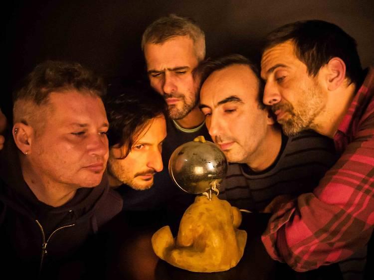 Ornatos Violeta celebram 30 anos com concerto no Porto