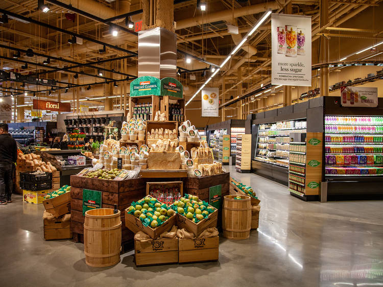 Wegmans is moving into the old Astor Place Kmart space
