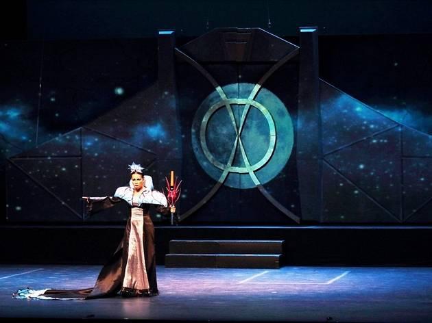 La Flauta mágica... según Papageno