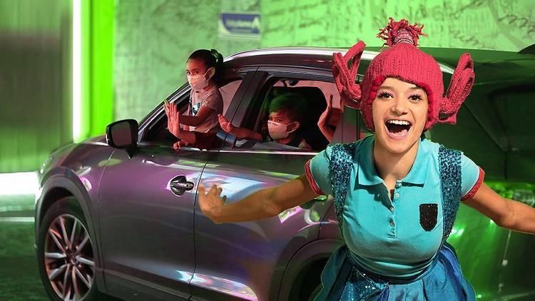 El Mago de Oz Drive In