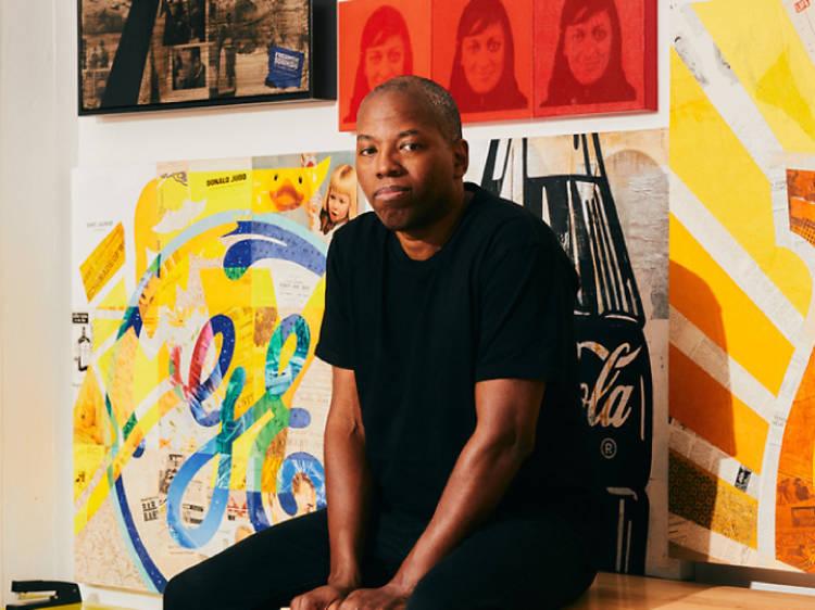 Gary Lichtenstein Editions Presents Beyond Hip-Hop: The Art and Design of Cey Adams