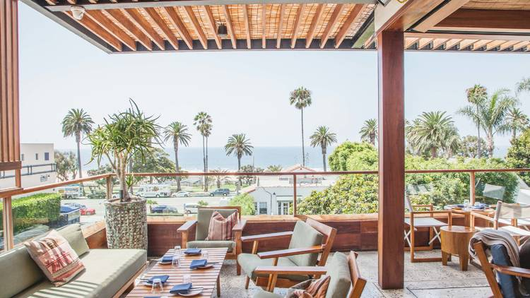 20 L.A. restaurants with astounding views of the city