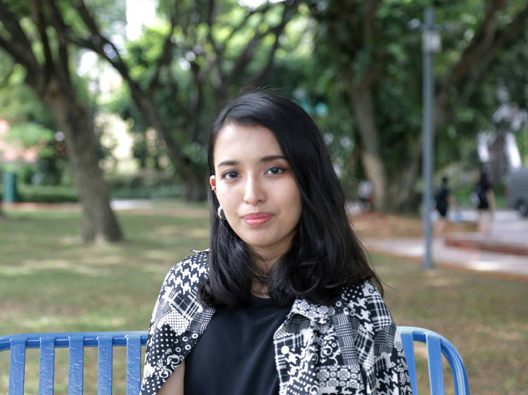 Artist spotlight: Mysara Aljaru, a voice changing the narrative surrounding Singapore's minority community