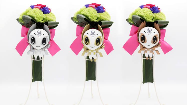 Paralympic bouquet