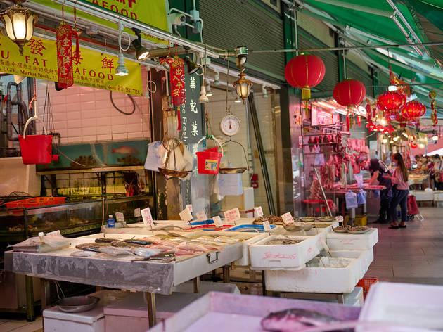 H18 CONET & Graham Street Market