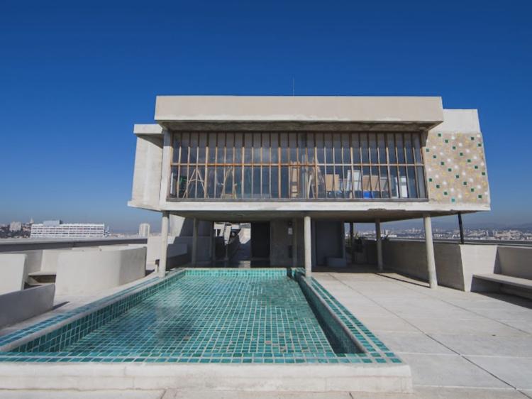 Hôtel Le Corbusier