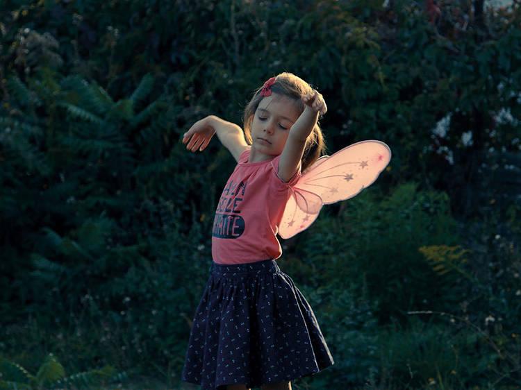 Little Girl, Sasha tiene cinco años y sabe que es trans