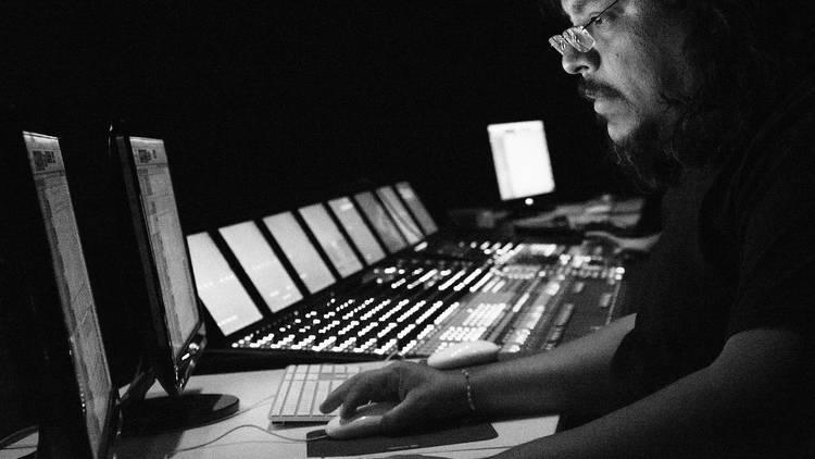 Sergio Díaz, el recolector de sonidos de la CDMX