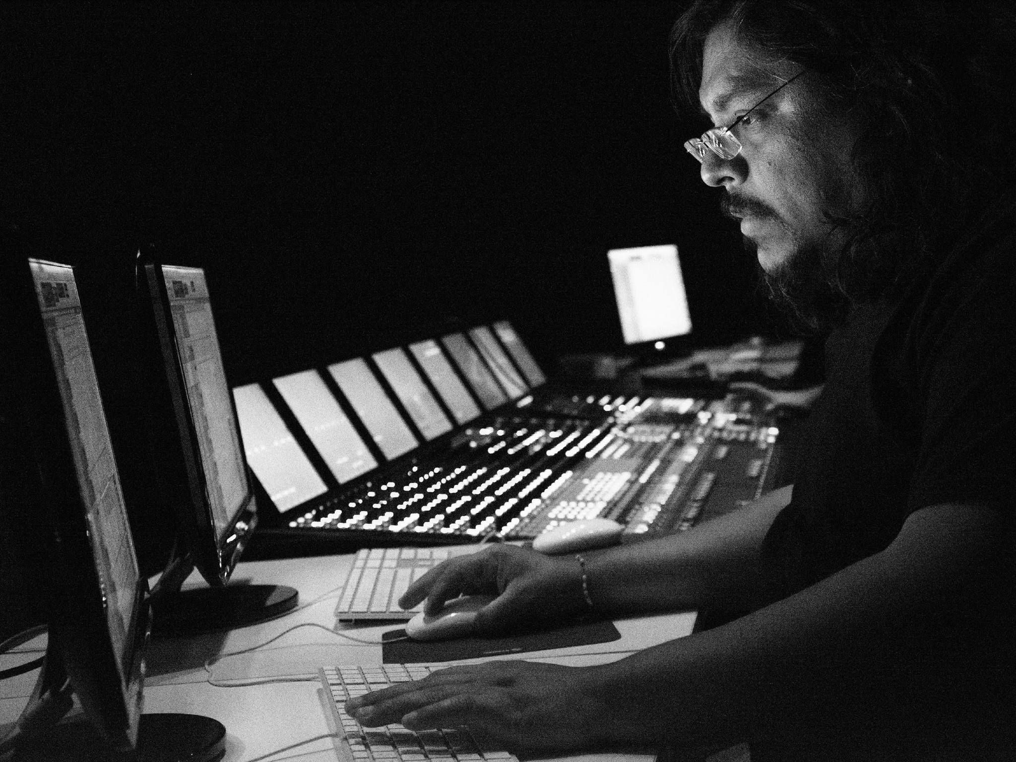 Sergio Díaz, sonorista