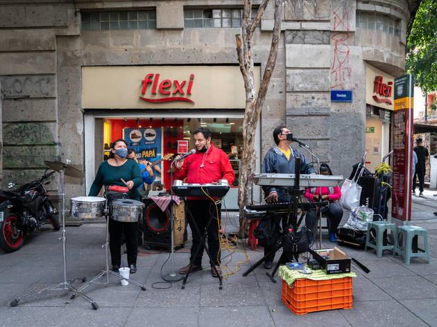Los Hunos, banda musical