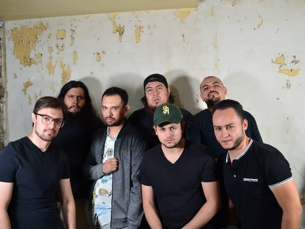 Liga de colectivos (Foto: Cortesía de producción)