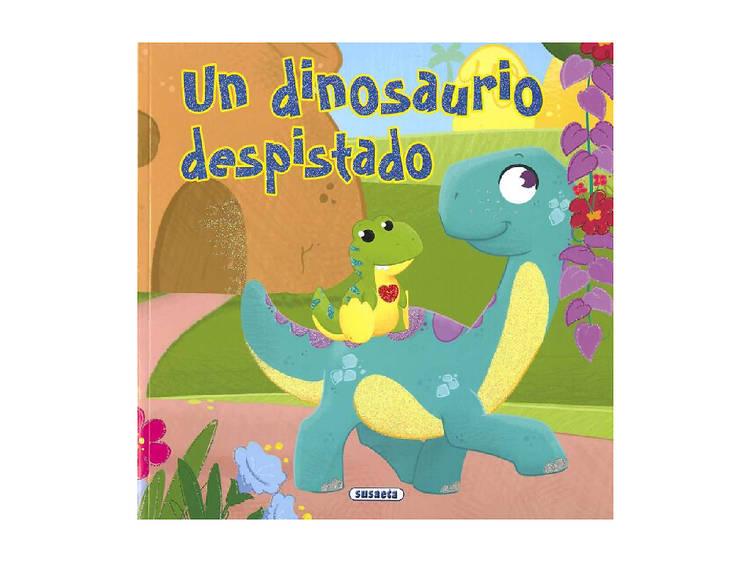 Un dinosaurio despistado