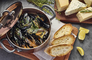 Ministry of Mussels