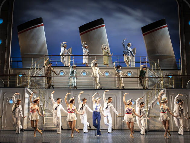 Anything Goes, Barbican, 2021