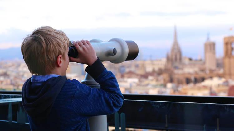50 llocs perfectes per anar amb nens a Barcelona