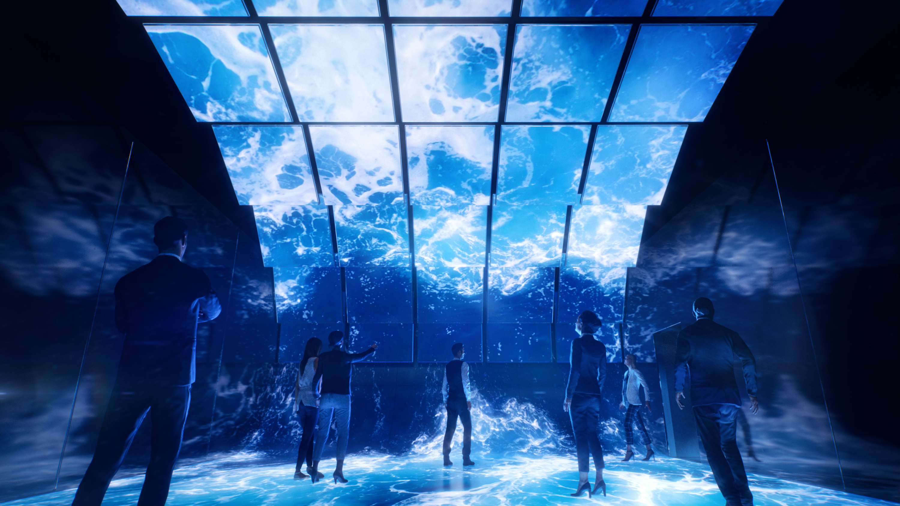 This immersive educational experience looks set to blow minds