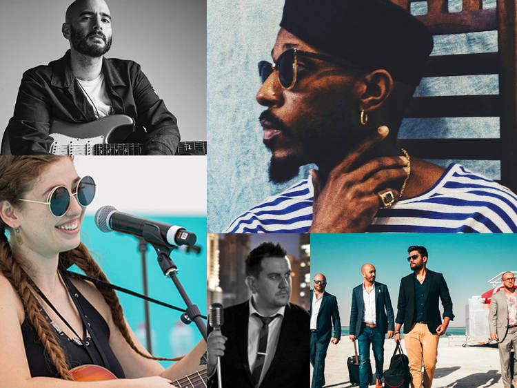 """Time Out Market Dubai launches """"Time Out Stage Presents"""" to showcase the city's best culture and entertainment"""