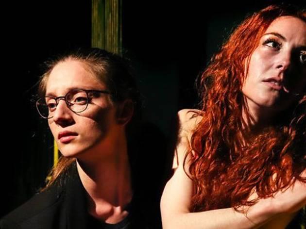 Baldosas amarillas (Teatro Lara)