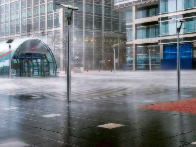 More heavy thunderstorms forecast for London