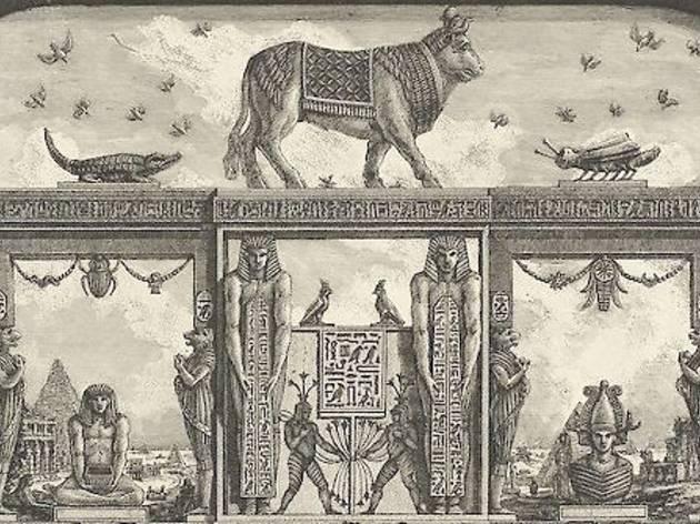 Piranesi, diseñador y anticuario (Biblioteca Histórica UCM)