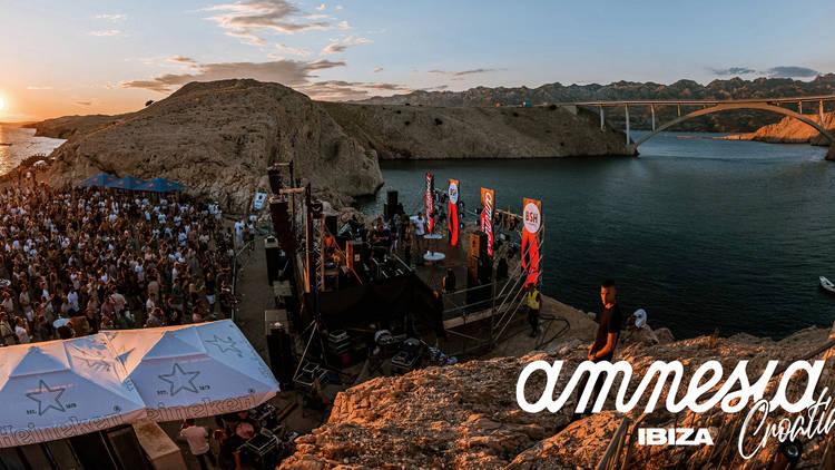 party, music, festival, pag, island, bridge, dance