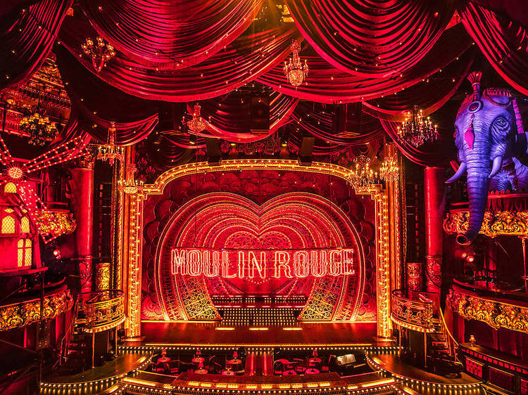 Broadway's Moulin Rouge! will resume shows with a major cast change