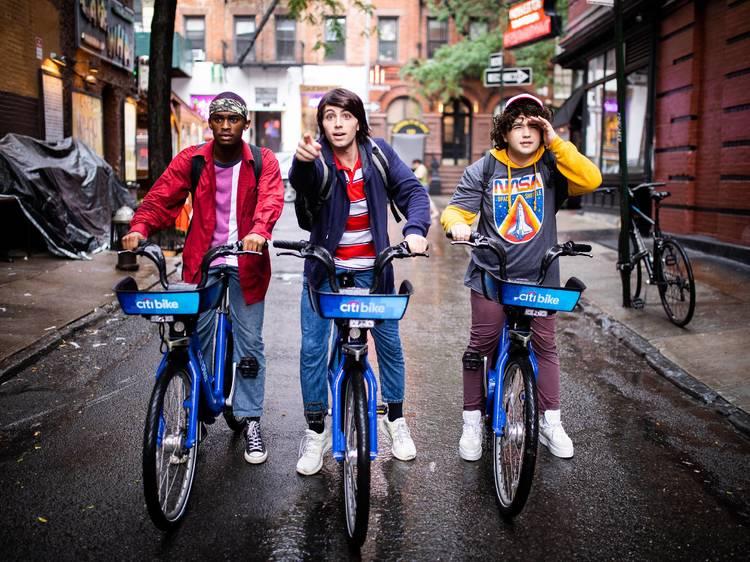 A subversive Stranger Things parody is debuting off-Broadway