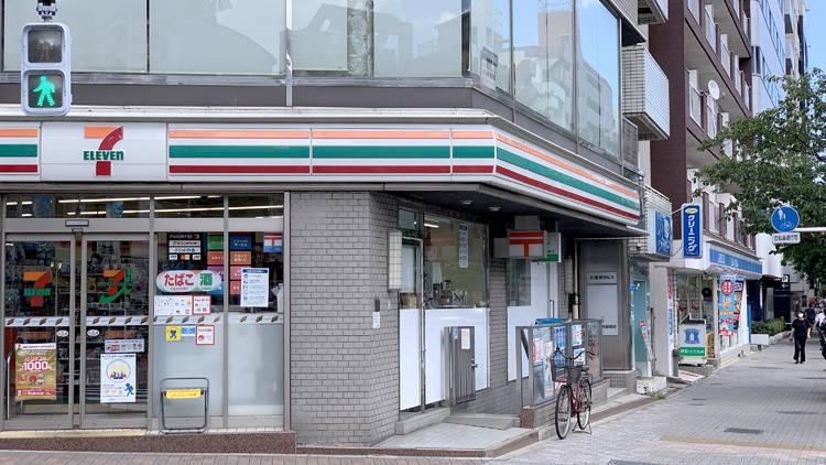 Convenience stores in Tokyo, 7-Eleven, Lawson