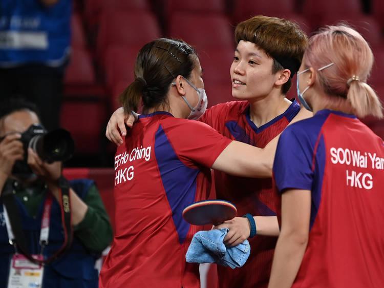 東京奧運香港運動員賽程一覽