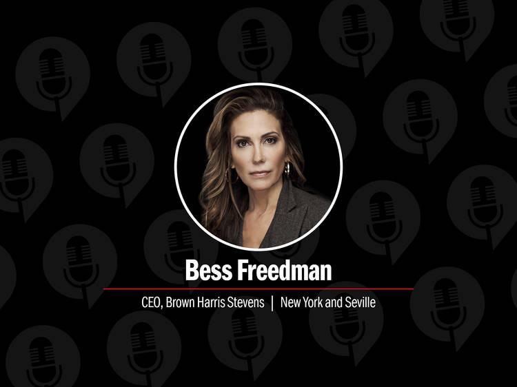 Meet our latest podcast guest: Brown Harris Stevens's Bess Freedman