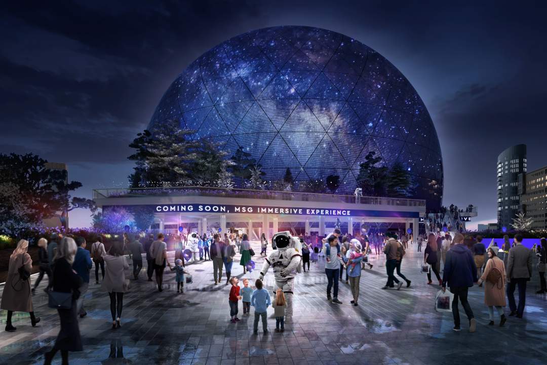 Will Stratford's spectacular MSG Sphere actually happen?