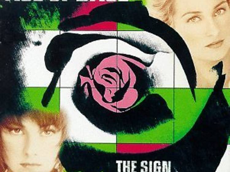 """""""The Sign"""" by Ace of Base"""