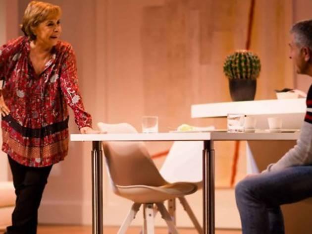 Mentiras inteligentes (Teatro Amaya)