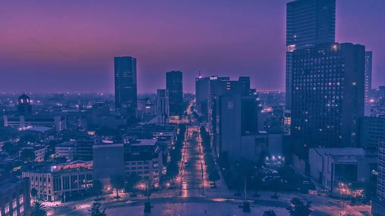 La Ciudad de México en la música